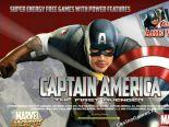 nyerőgépek ingyen Captain America Playtech