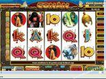 nyerőgépek ingyen Conan The Barbarian CryptoLogic