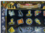 nyerőgépek ingyen Eye of the Pharaoh Omega Gaming