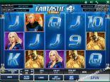 nyerőgépek ingyen Fantastic Four Playtech