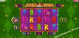 nyerőgépek ingyen Joker Cards MrSlotty