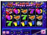 nyerőgépek ingyen Super Jackpot Party William Hill Interactive