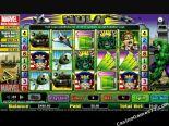 nyerőgépek ingyen The Hulk CryptoLogic